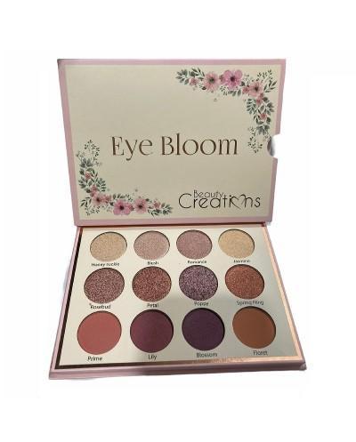 Paleta de Sombras Eye Bloom...