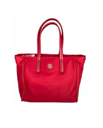 Bolsa mediana color rojo...