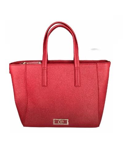 Bolsa grande color rojo con...