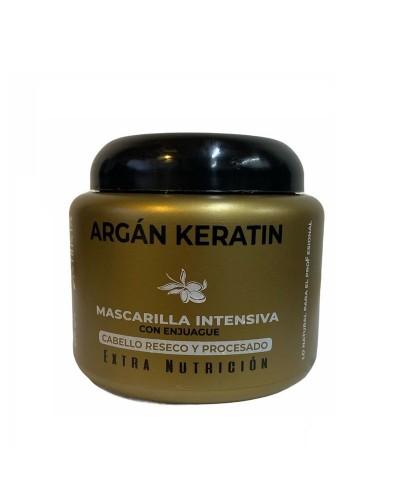 Mascarilla Argán Keratin...