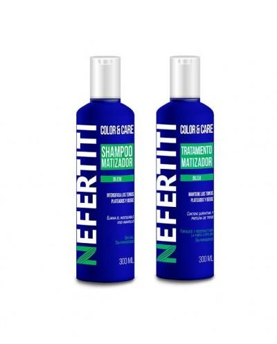 Shampoo y Tratamiento...