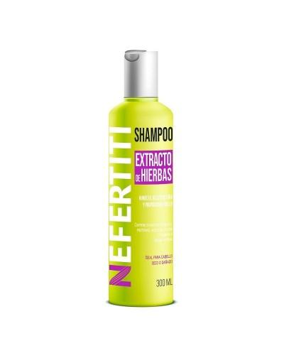 Shampoo Extracto de hierbas...